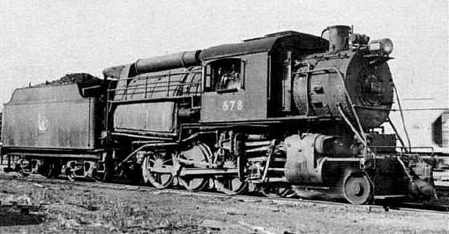 2 8 0 Consolidation Type Locomotives: 2-8-0 Consolidation