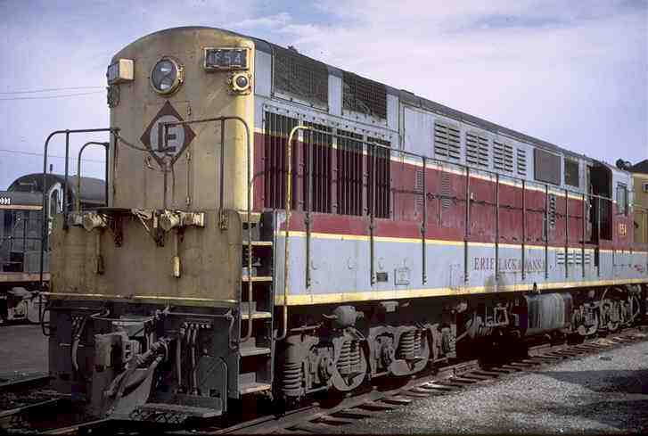 Erie Lackawana Trainmaster