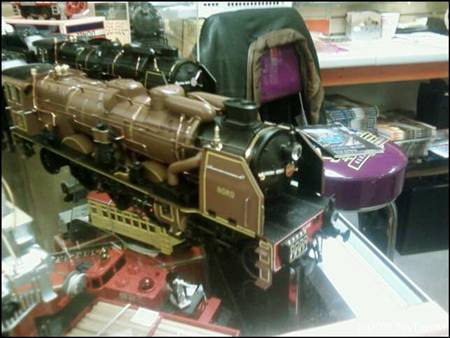european steamer