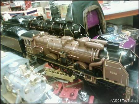 european steam locomotive