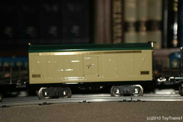 standard gauge reefer