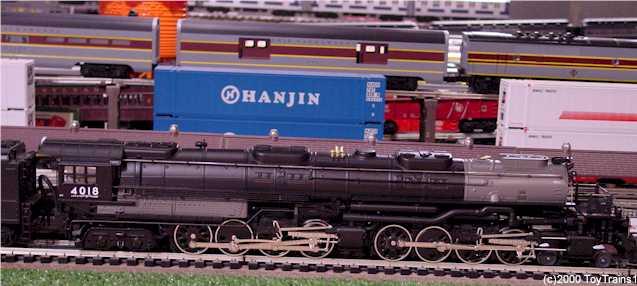 Big Boy Train Toys : Big boy
