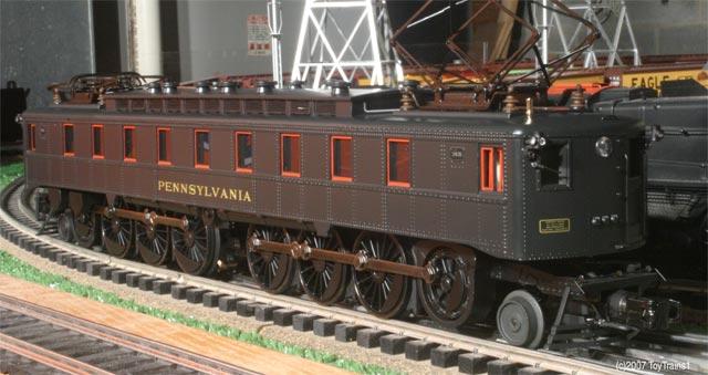 BoxCab Electric Locomotives