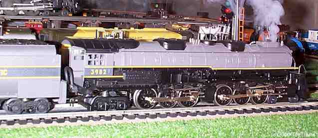 MTH UP Challenger