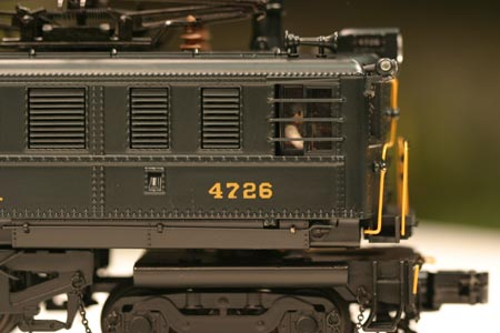 MTH P5a electric locomotive