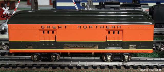 Lionel 713 baggage car