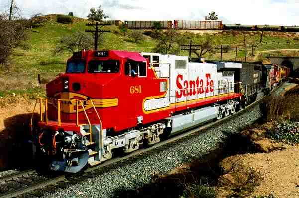 GE Dash-9 Diesel Locomotives